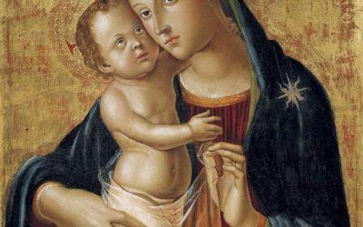 Santa María de la escalera