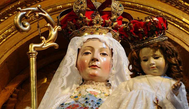 Santa María modelo de sensatez y buen juicio