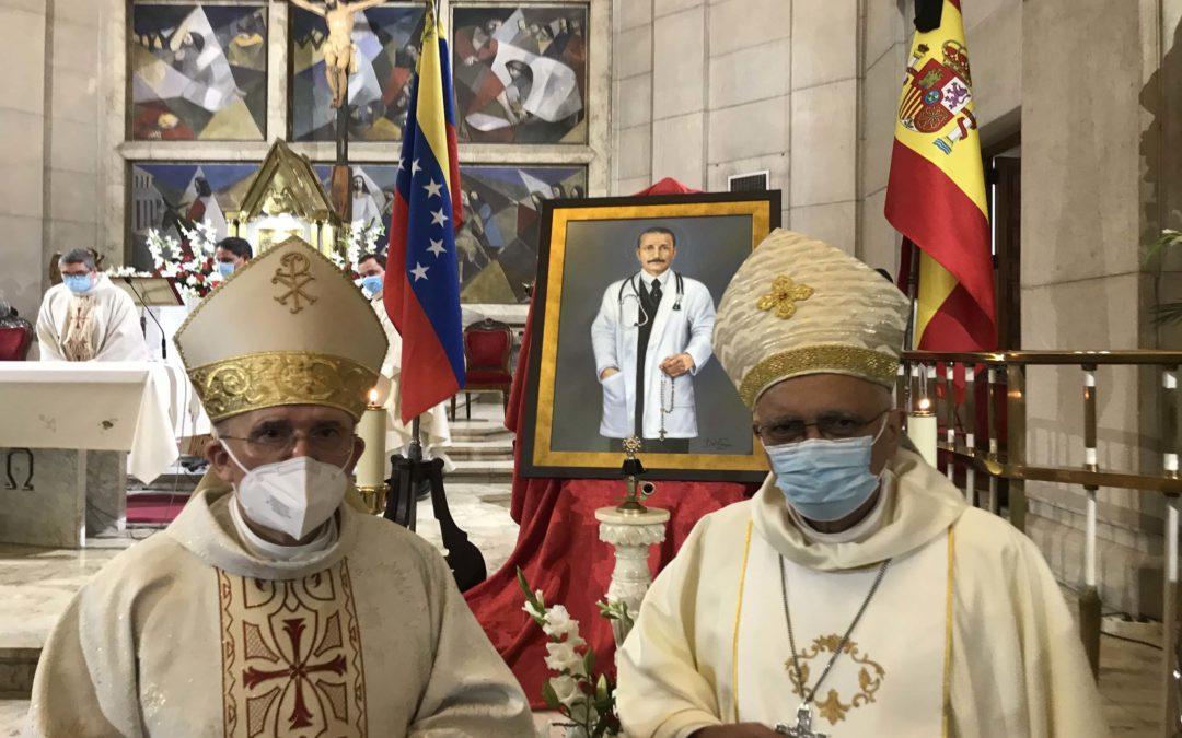 José Gregorio Hernández nuevo Beato: laico, médico, científico y gran devoto de la Virgen