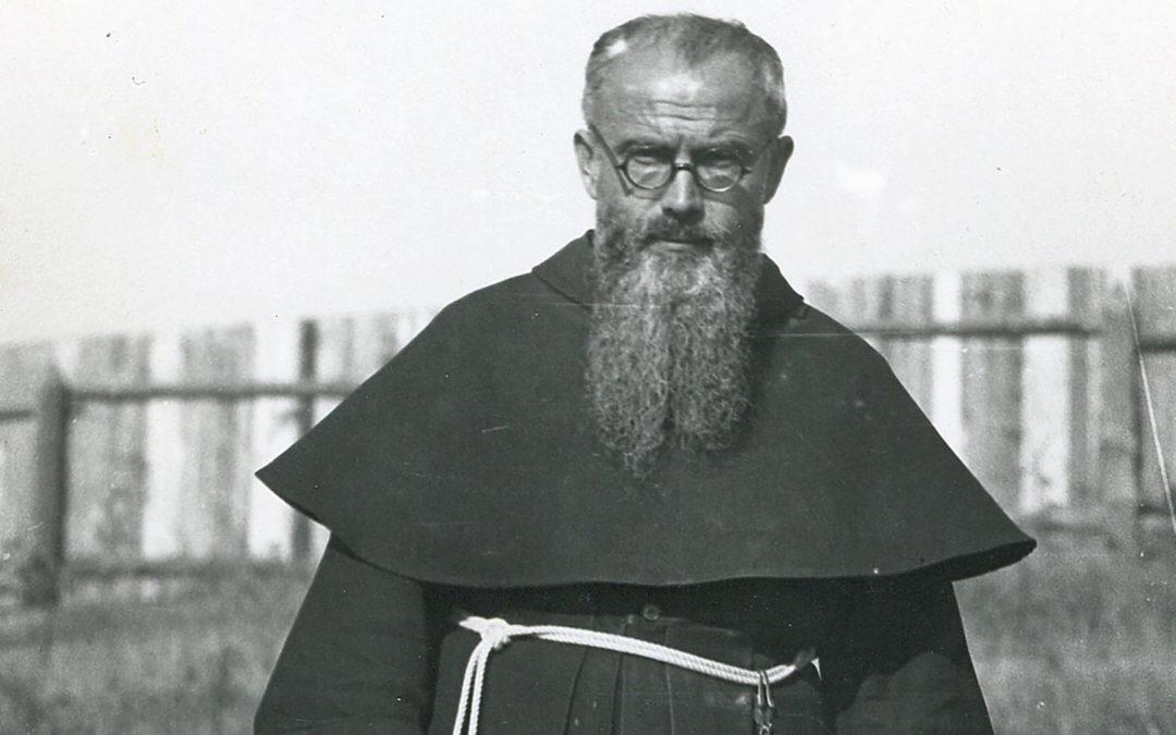 San Maximiliano: Una Vida dedicada al Triunfo de la Inmaculada – I