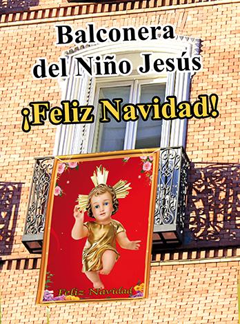 Balconera del Niño Jesús