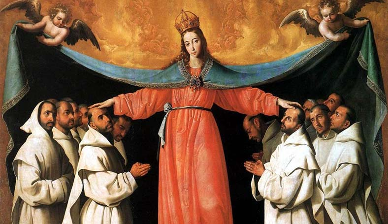 Santa María, Reina y Madre de los sacerdotes